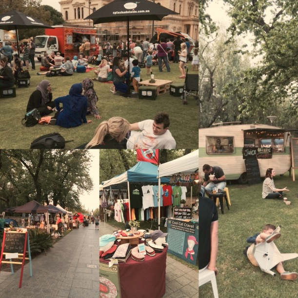 Adelaide Night Markets