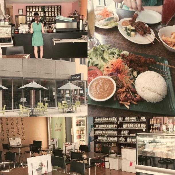 Zenhouse Vegetarian Yum Cha
